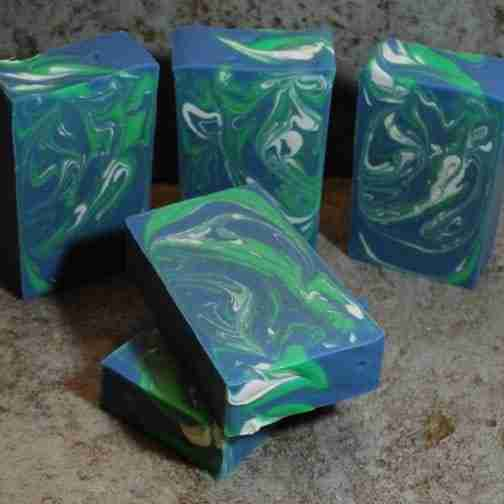 Our Patchouli Soap - handmade