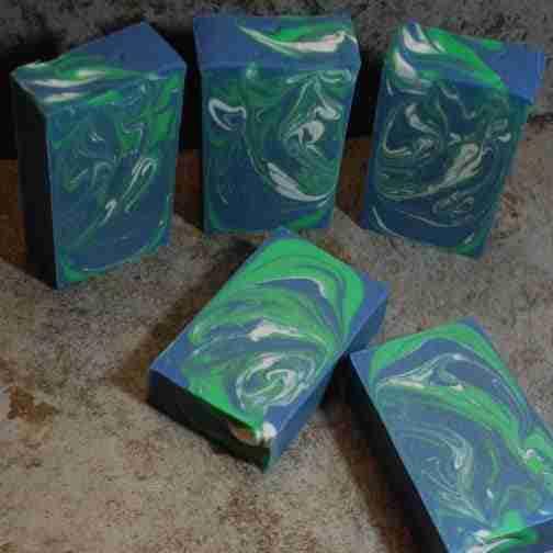 Our Patchouli Soap