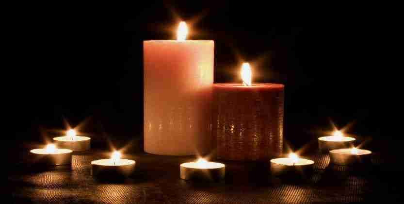 The History of Candles - Early Origins