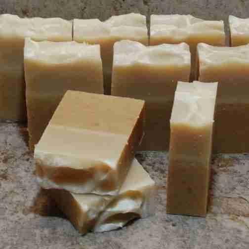 Our Unscented Au Naturale Soap