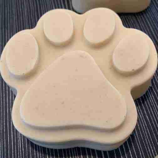 Our Sudzy Paws Dog Shampoo with Essential Oils