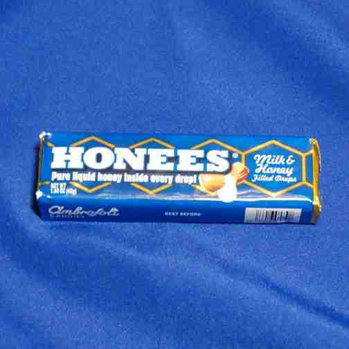 Honees Candy Milk and Honey Filled Drops