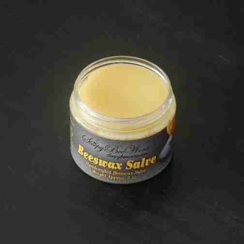 Our Beeswax Salve