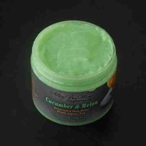Whipped Cucumber Melon Body Butter