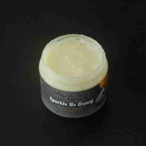 Our Sparkle Me Honey Body Butter