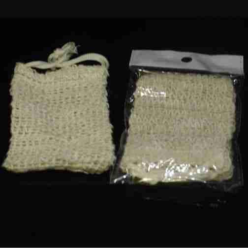 Our Ramie Cotton Soap Sack