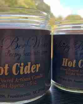 Our Hot Cider Candle