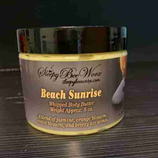 Our Beach Sunrise Whipped Body Butter