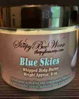 Our Blue Skies Whipped Body Butter