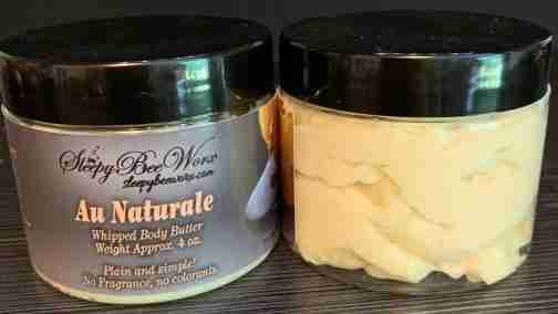 Au Naturale Whipped Body Butter