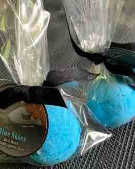 Blue Skies Bath Bomb