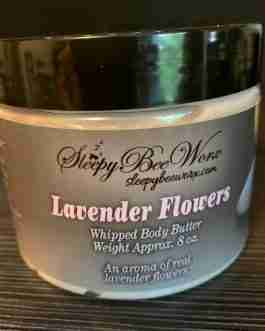 Our Lavender Flowers Whipped Body Butter