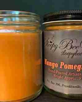 Mango Pomegranate Candle