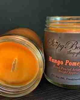 Our Mango Pomegranate Candle