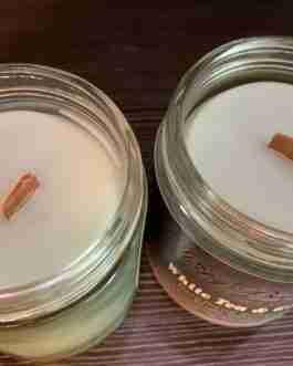 White Tea and Ginger Candle