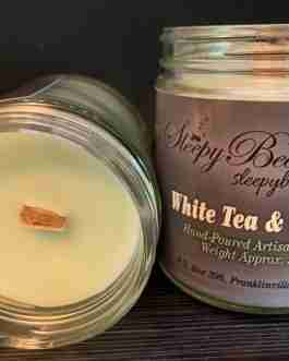 Our White Tea and Ginger Candle
