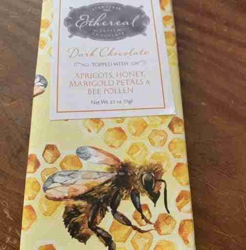 Organic Dark Chocolate Candy Bars