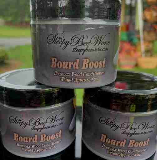 Protect Your Wood with Board Boost Wood Conditioner
