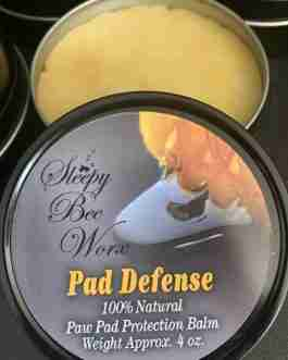 Pad Defense Paw Pad Protection Balm
