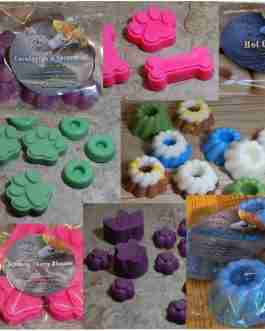 Various Beeswax Melts Photo