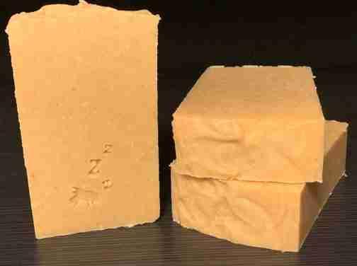 Orange Spice Soap Photo