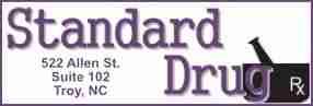 Standard Drug Logo