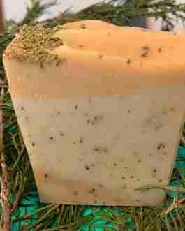 Hello Sunshine Essential Oil Soap